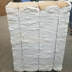 250lb Bale of Rags In Stock